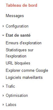 Forcer indexation Google